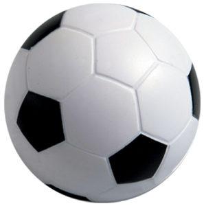 Pelota antiestres soccer ball