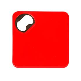 posa vasos Rojo