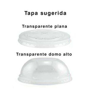 Tapas para vasos