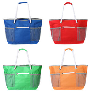 Colores de bolsa para playa
