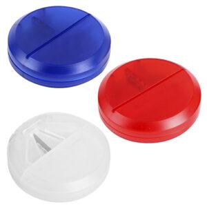 colores de pastillero redondo
