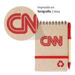 impresión en libretas ecologicas