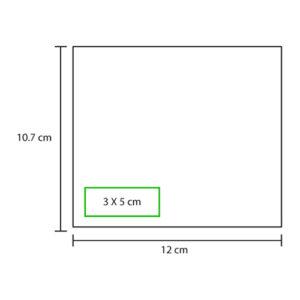 medidas block de notas ecológico