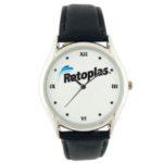 reloj de pulso para empresas