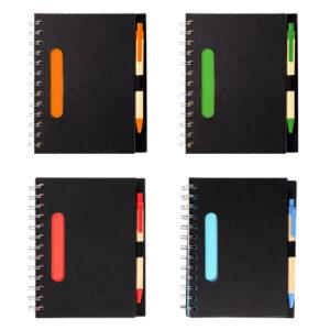 colores de libretas ecologicas