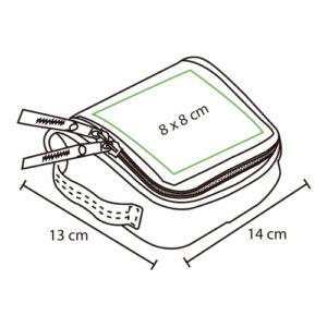 medidas de maleta de viaje portatil