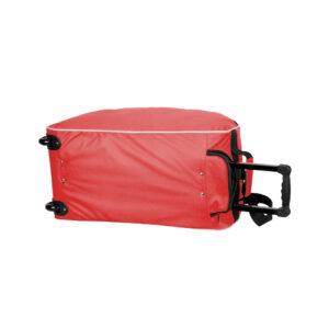lateral de maleta con ruedas