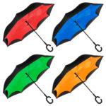 Paraguas de coloes