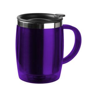taza térmica plástica