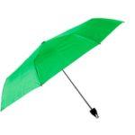 portada de paraguas con clip