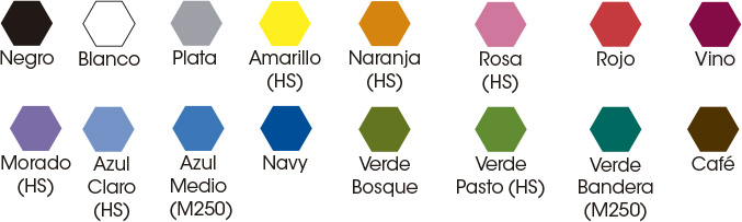 colores para tapas de plumas bic