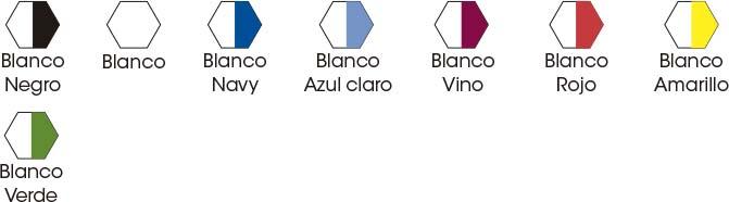 colores de la pluma bic wide body mini