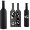 Accesorios para vino en práctica botella