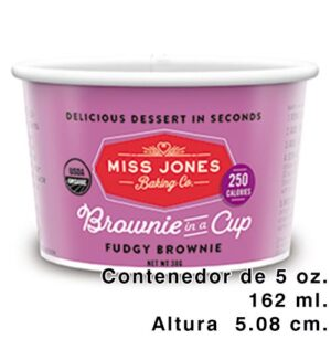 envases para microondas 5 oz